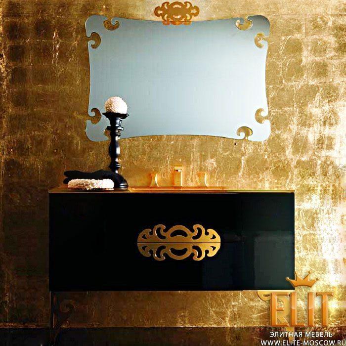 Мебель в ванную Glamour фабрики Eurolegno