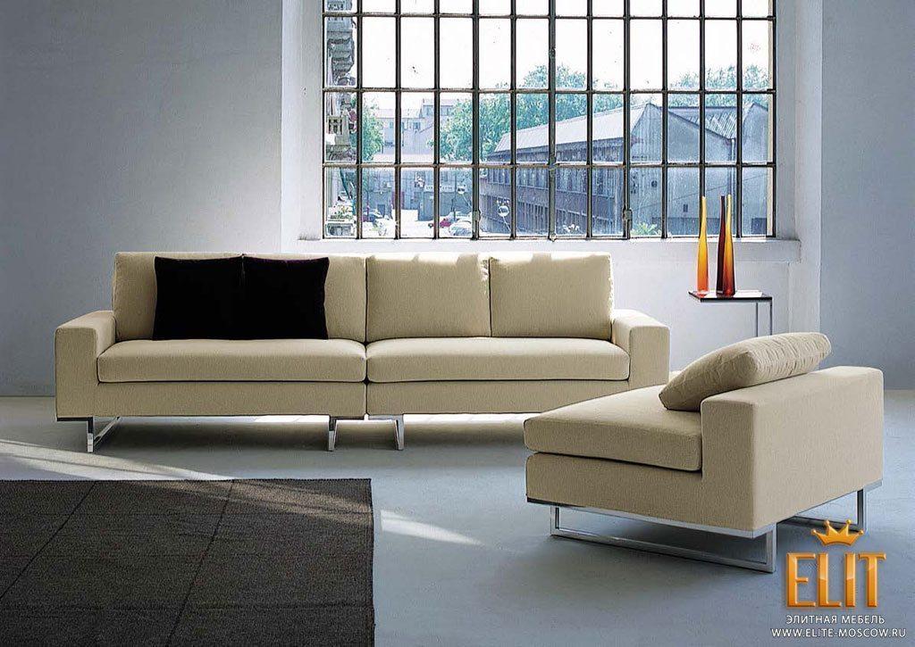 Мягкая мебель фабрики Sormani. Часть 1