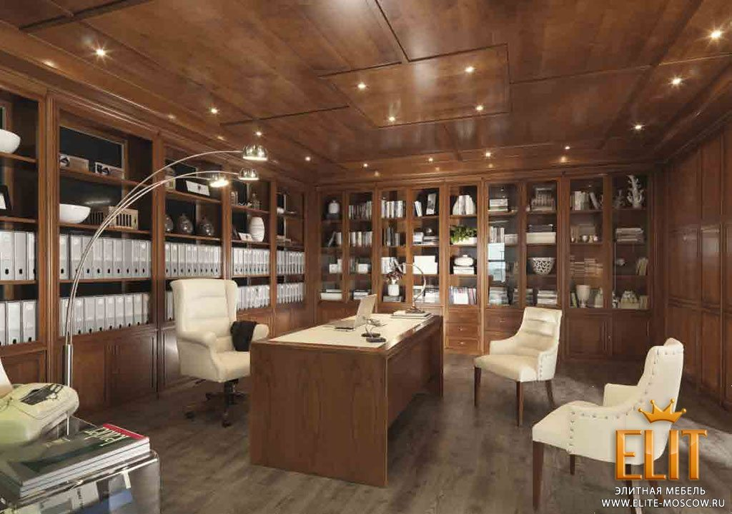 Кабинет Marco Polo фабрики Carpanese Home