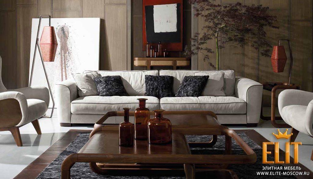 Мягкая мебель Summary фабрики Ulivi