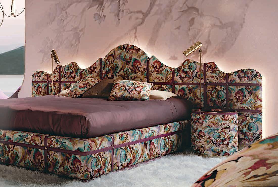 Спальня CLAN MILANO фабрики Isacco Agostoni