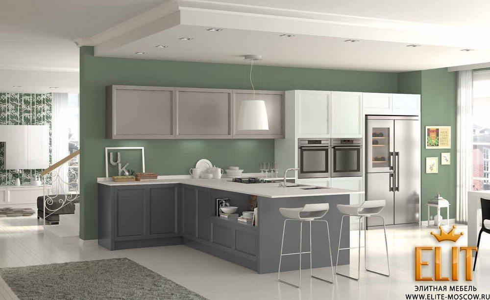 Кухня Nuance Design фабрики Aurora