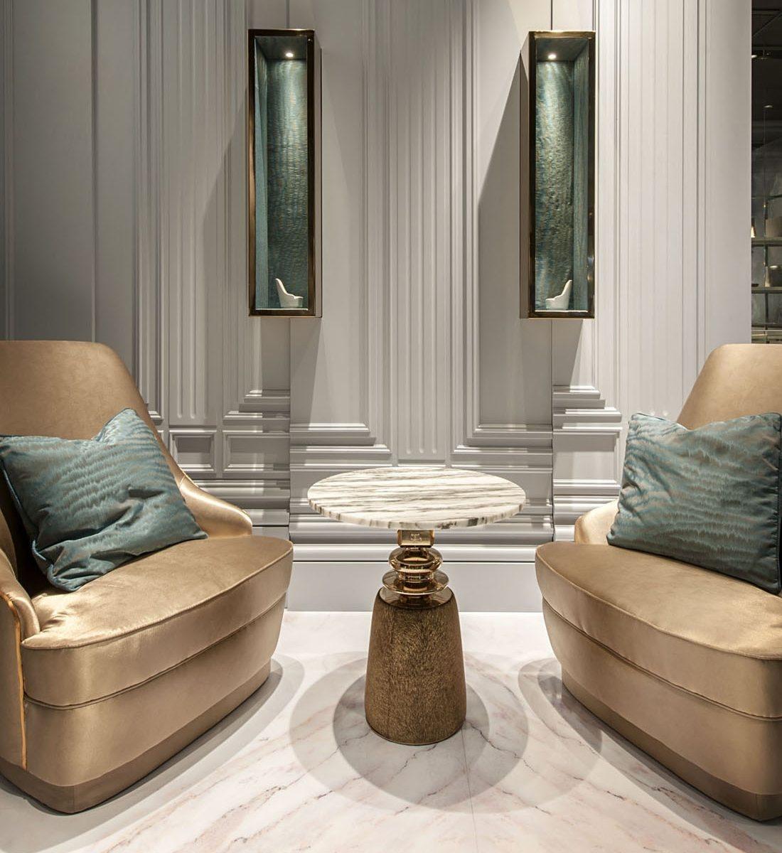 Мягкая мебель CLAN MILANO фабрики Isacco Agostoni