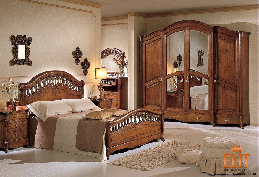 Спальня Provenza фабрики Maestri Artigiani