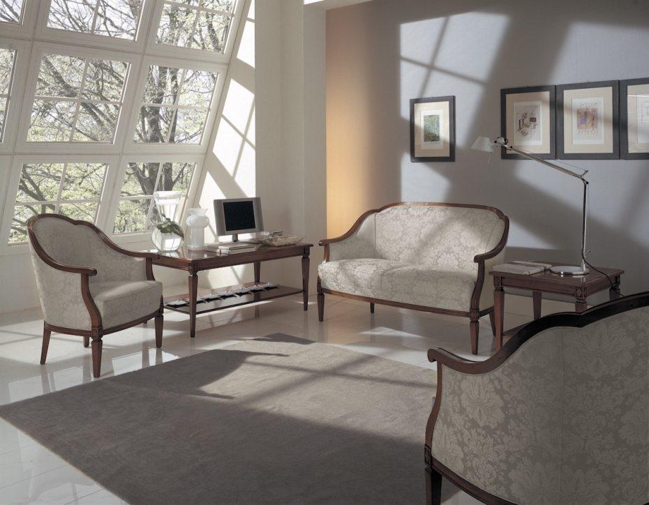 Мягкая мебель коллекция Timeless фабрики Selva