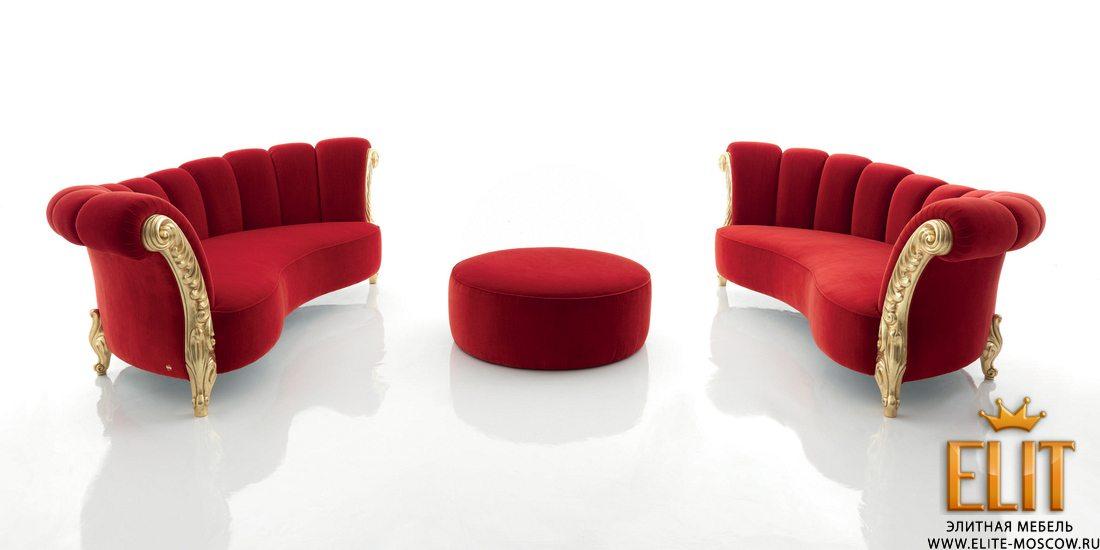 Мягкая мебель Vogue фабрики Unique. Часть 1