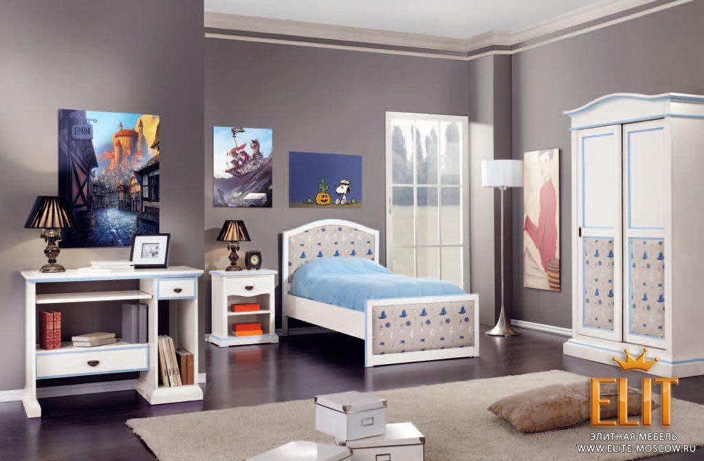 Детская мебель Mile E Una Notte фабрики Cp Mobili