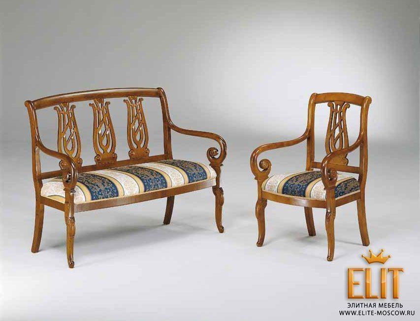 Столы и стулья Mobili Stile фабрики Cp Mobili