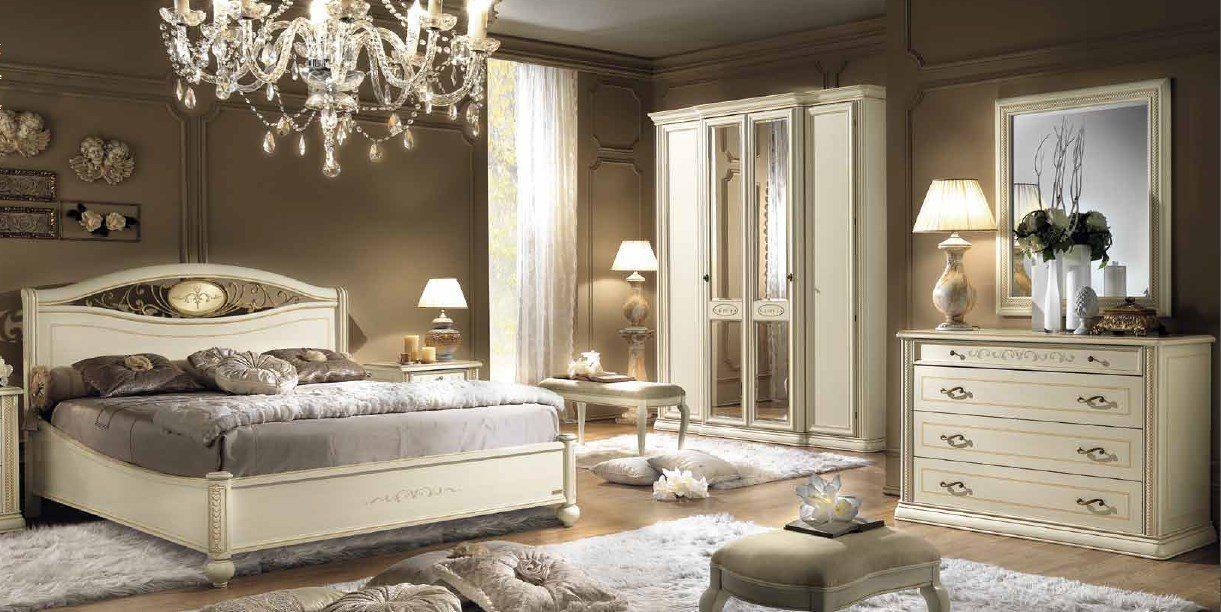 Спальня Siena avorio фабрики Camelgroup