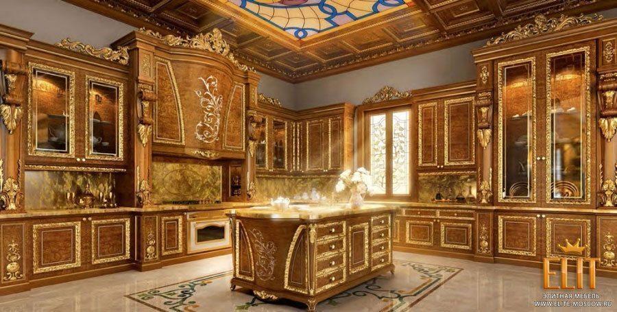 Кухня La Medicea фабрики Signorini & Coco