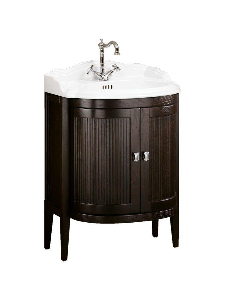 Мебель в ванную Classic фабрики Gaia. Часть 1