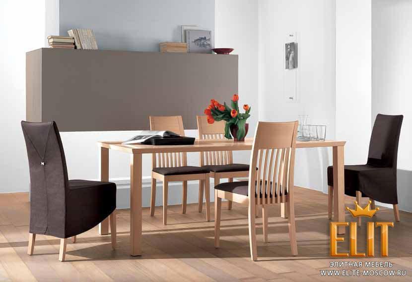 Столы и стулья фабрики Tonon