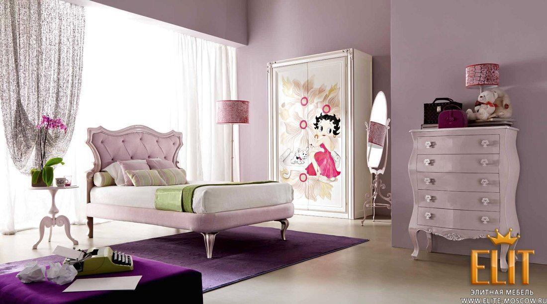 Детская мебель Incanto фабрики Cortezari